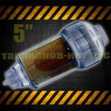 Ионообменный фильтр (5'') для умягчения воды
