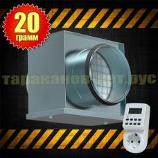 Канальный генератор озона, 20 гр/час