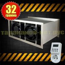 Канальный генератор озона, 32 гр/час