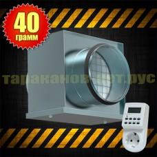 Канальный генератор озона, 40 гр/час