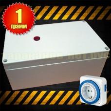 Промышленный озонатор для очистки воды, 1 гр/час