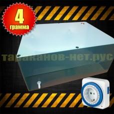 Промышленный озонатор для очистки воды, 4 гр/час